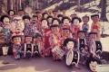 Fasnacht 1984 - Japaner-Hochzeit