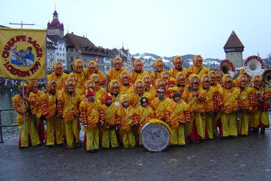 Fasnacht 2009 - Chnuupesager (Steckbrief)