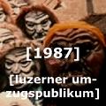 Sujet Luzerner Umzugspublikum