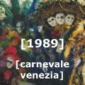 Sujet Carnevale Venezia