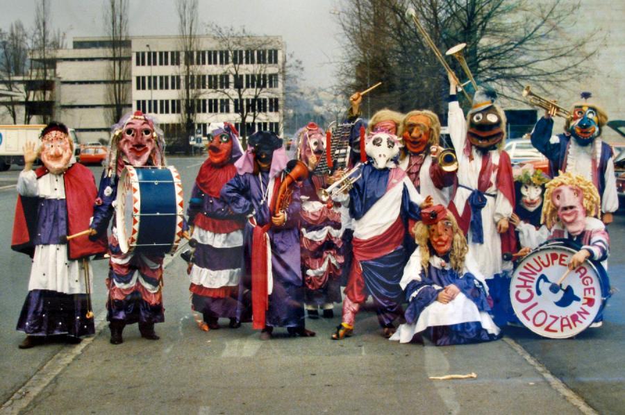 Fasnacht 1980 - Humor (Steckbrief)