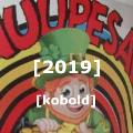 Sujet 2019 Kobold - Glücksbringer